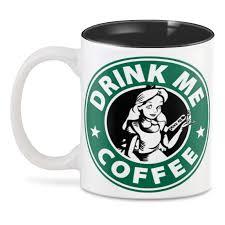 <b>3D кружка Printio</b> Drink me Coffee ( Налей мне кофе) #3236642 ...