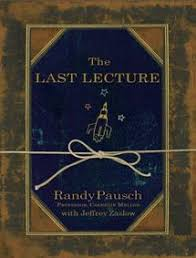 Bookcover of The Last Lecture