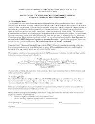 sample medical school letter of recommendation cover letter database sample medical school letter of recommendation