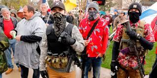 Why the Extremist 'Boogaloo Boys' <b>Wear Hawaiian Shirts</b> - WSJ