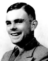 By way of creating my Alan Turing character, I've been studying Andrew Hodges, Alan Turing: The Enigma, a 500+ page biography, first published in 1983. - turingsmile