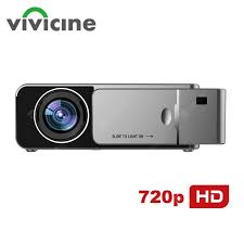 <b>VIVICINE V200H 1280x720p Portable</b> HD Projector With HDMI USB ...