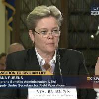 Image result for veterans admin Diana Rubens