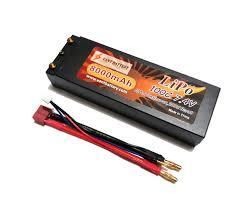 <b>Аккумулятор VANT Battery Li</b>-<b>Po 7.4</b>V 8000mAh 100C ...