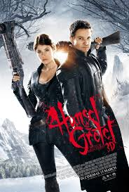Hansel and Gretel : Witch Hunters poster