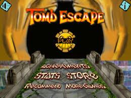 Temple Run Tomb Escape Game