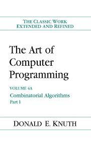 The <b>Art</b> of Computer Programming, Volume 4A: <b>Combinatorial</b> ...