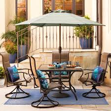 Shop Style Selections Skytop <b>5</b>-<b>Piece</b> Patio <b>Dining Set</b> at Lowes.com
