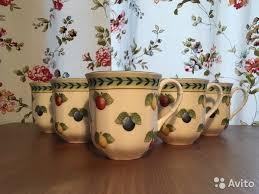 <b>Набор кружек French</b> Garden Villeroy Boch купить в Санкт ...
