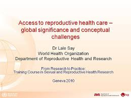 Essay on universal access to reproductive health services   Best custom written essays From     per page