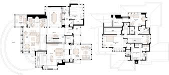 NSBH  Floorplans from Inside The Not So Big HouseCreating Coziness in a Large Cottage