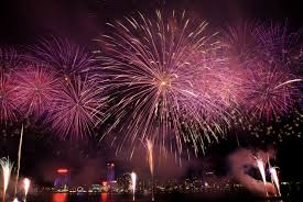 The Best 4th Of July Fireworks Shows In Michigan In 2017- Cities ...