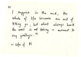 Life of Pi on Pinterest   Human Heart, Movie Quotes and Quote via Relatably.com