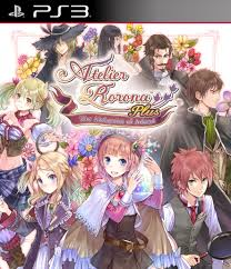 atelier rorona plus the alchemist of arland review