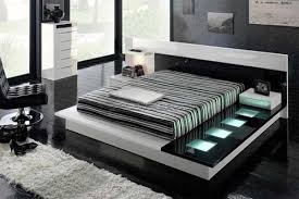 design inspiration from the northern italy based furniture manufacturer presotto italia all bedroom displayed in black and white color combination all black furniture