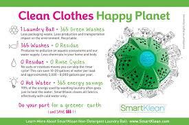 SmartKlean laundry balls are