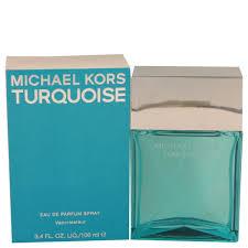 <b>Michael Kors Turquoise</b> Eau De Perfume Spray 100ml for sale ...