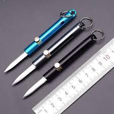Portable Demolition EDC Knife <b>Aluminum Alloy Mini Knife</b> ...