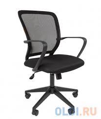 <b>Кресло Chairman</b> 698 <b>черный</b> — купить по лучшей цене в ...