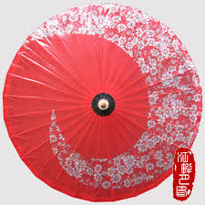 <b>Craft</b> Handmade Japanese Cherry <b>Oil Paper Umbrella</b> Retro Dance ...