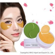 China 60PCS <b>Gold</b> / <b>Seaweed Collagen</b> Gel <b>Eye</b> Mask Face Anti ...