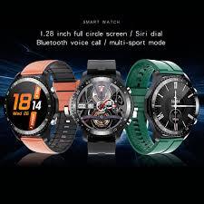 <b>CK30 Smartwatch</b> Bluetooh Calling Full Round Screen Push ...