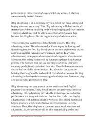 youtube marketing essay   poor