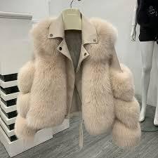 2019 <b>ZDFURS* 2019</b> Winter New Style Aviator Fashion Fox Fur ...