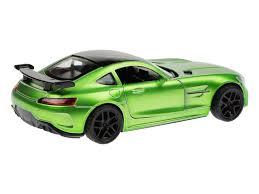 <b>Игрушка MC Five</b> Машинка инерционная Mercedes зеленый ...