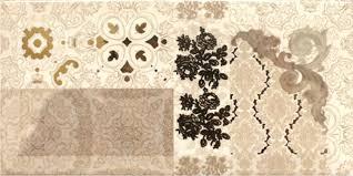 <b>Декор</b> для кухни Dec. <b>Flores</b> Cava 10x20 <b>Absolut Keramika</b> ...