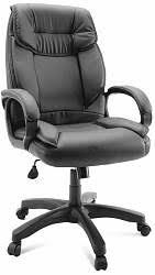<b>Кресло руководителя Гелеос Бизнес</b>, черное купить: цена на ...