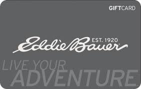 Eddie Bauer eGift Card   GiftCardMall.com