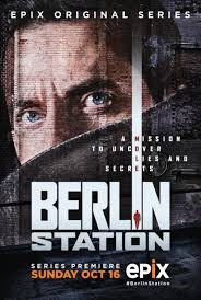 Berlin Station Temporada 1