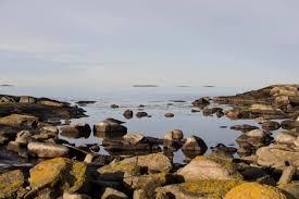 <b>L:A BRUKET</b> - The Kattegatt sea on the West coast of Sweden...