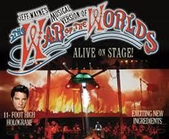 <b>Jeff Wayne's</b> Musical Version of The War of the Worlds 2010 | Metro ...