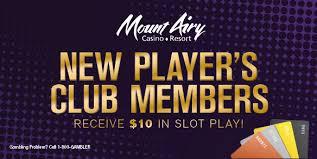 Promotions – Mount Airy Casino Resort