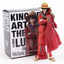<b>Anime One Piece KOA</b> King of Artist Monkey D Luffy 20th Limited ...