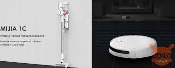 Код скидки - робот-<b>пылесос Xiaomi Mijia</b> 1C за 198 € от mgazzino ...
