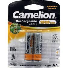<b>Аккумулятор</b> Camelion NH-<b>AA1800</b>-2 2 шт. — купить, цена и ...