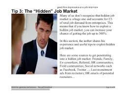 top android interview questions and answers job interview tips 26 good first impression at a job interview tip