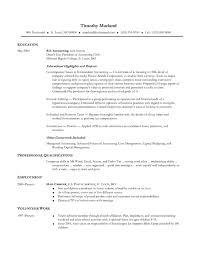 sample combination resumes resume vault comresume  of