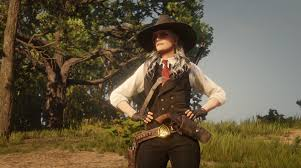 I tried to recreate <b>ashe</b> from OW.. : reddeadfashion