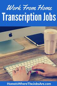 online transcription jobs companies offering online transcription jobs
