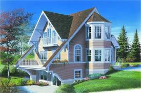 Contemporary  Vacation Homes  Modern House Plans   Home Design DD         middot  Main image for house plan