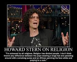 Howard Stern on Religion by fiskefyren on DeviantArt via Relatably.com