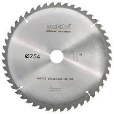Пильный <b>диск Metabo</b> Precision Cut Classic <b>HW</b>/<b>CT 305x30</b>, 56 ...