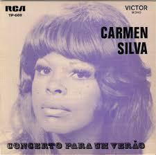 45cat - Carmen Silva - Concerto Para Um Verao / Domingo De Solidao - RCA - Portugal - TP 669 - carmen-silva-concerto-para-um-verao-rca