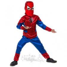 Детский <b>карнавальный костюм Человек</b> Паук, рост 110 см, <b>Батик</b> ...
