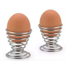Online Shop 1/2/3/5pcs Boiled <b>Eggs Holder</b> Products Stainelss Steel ...