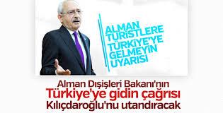 Almanlar gelmesin diyen Kılıçdaroğlu'nu utandıracak sözler